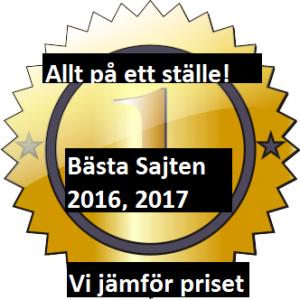 Flyttfirmor Göteborg bästa sajten 2016-2017